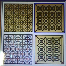 Four EQ designs