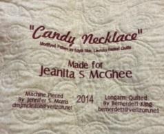 Jeanita's label
