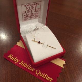 Ruby Needle