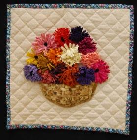 Strawflowerbasket