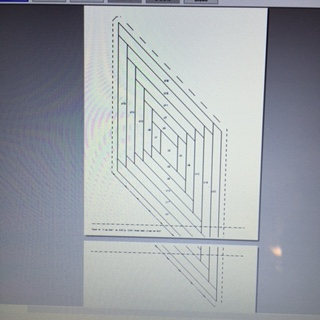 Marmalade Parade EQ foundation pattern