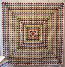 Half Square Triangles 1.5